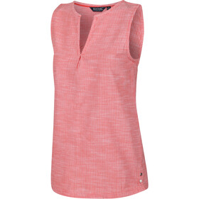 Regatta Jadine Tanktop Dames, red sky